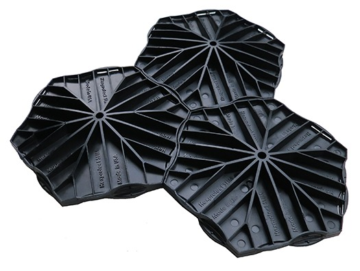 Hexprotect SLIM hexagonal floating cover