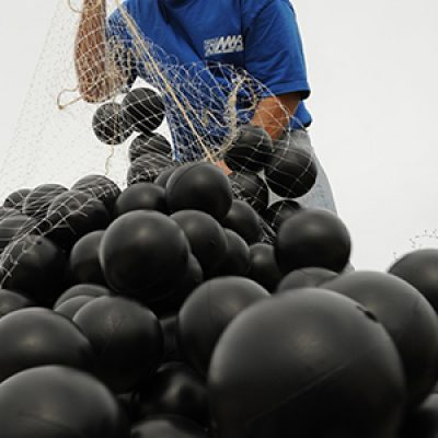 Armor Ball cover - shade balls